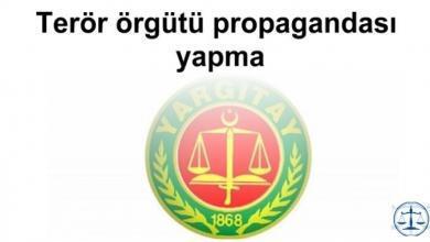 Photo of Örgüt Propagandası Suçu ve Cezası